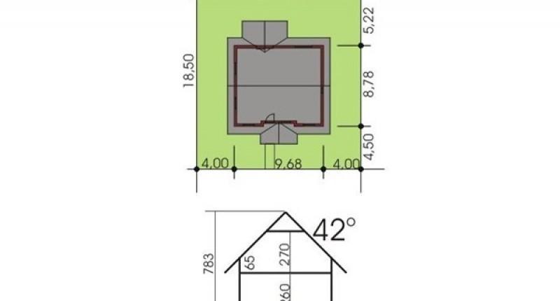 CIEPŁY - 145 m2