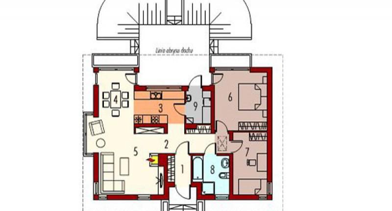 KARMELA - 104 m2