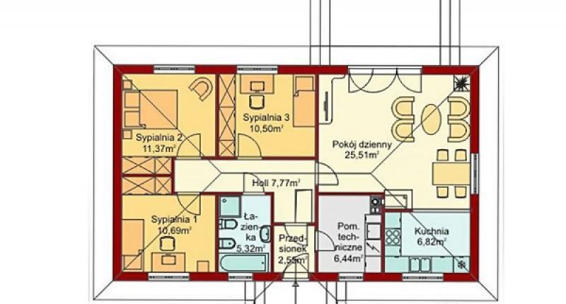 PIASTOWSKI - 93 m2