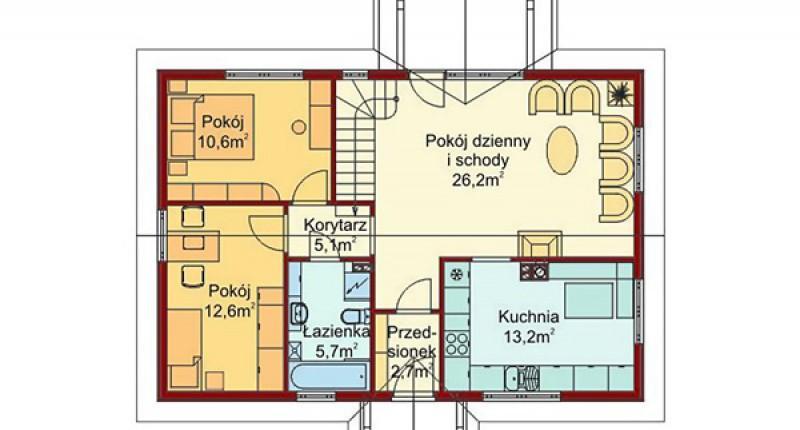 PORTOWY - 127 m2